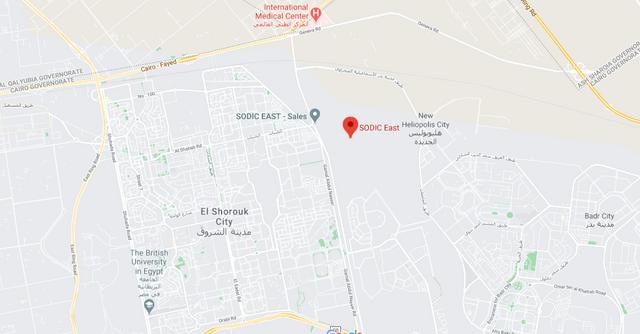 Sodic East - New Heliopolis