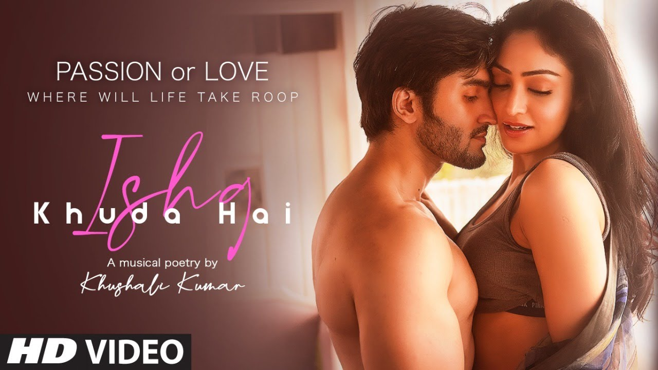 Ishq Khuda Hai 2020 By Tulsi Kumar Hindi Music Video HD
