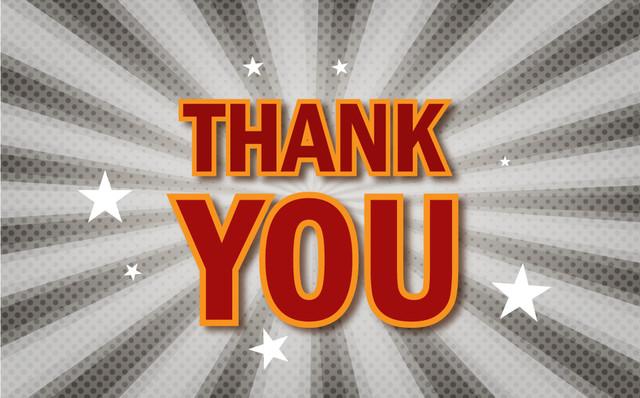 Dear Final Year Sportsmen and Women, Thank You!
