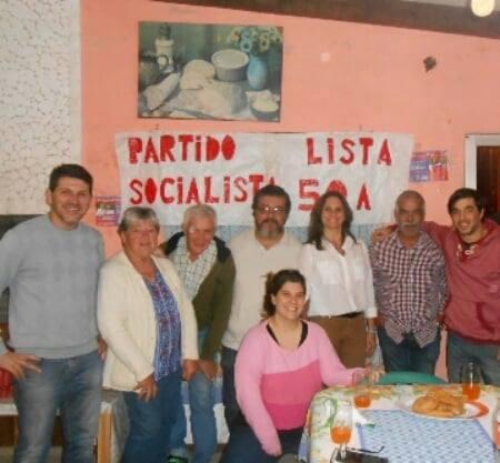 El resurgimiento del Partido Socialista en Urdinarrain