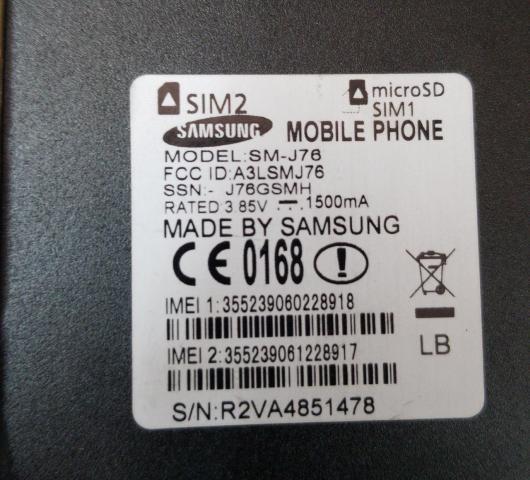 Samsung J710F MT6589 Firmware