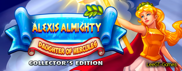 Alexis Almighty: Daughter of Hercules Collector's Edition [v.Final]