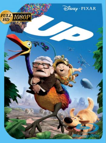 Up: Una Aventura de Altura (2009) BRRip [1080p] Latino [GoogleDrive]