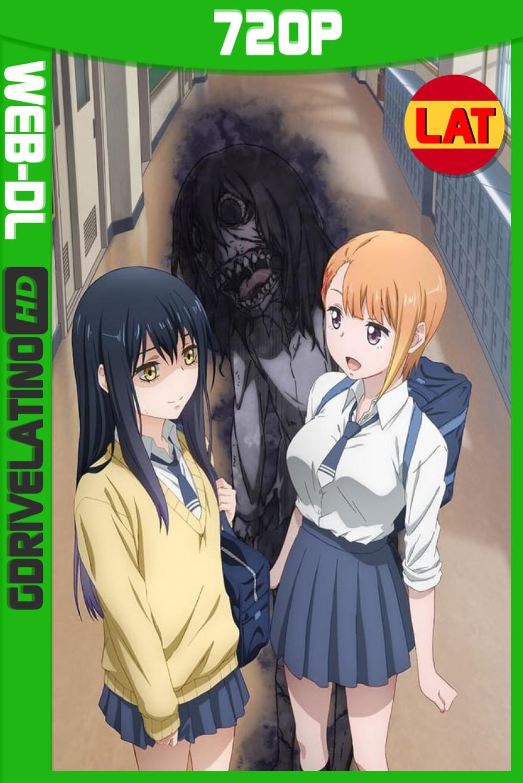 Mieruko-chan (2021) Temporada 01 [01/12] FUN WEB-DL 720p Latino-Japonés MKV