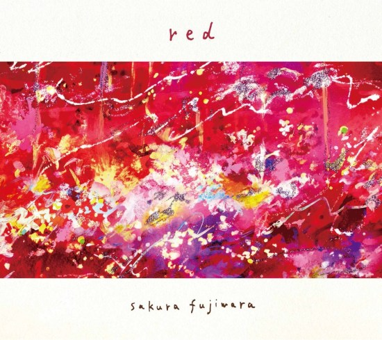 [Album] Sakura Fujiwara – red