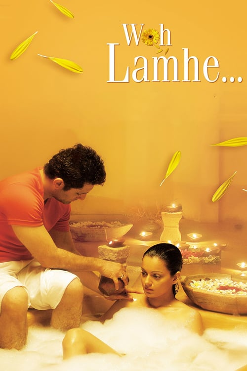 Woh Lamhe 2006 Hindi 480p HDRip 400MB Download