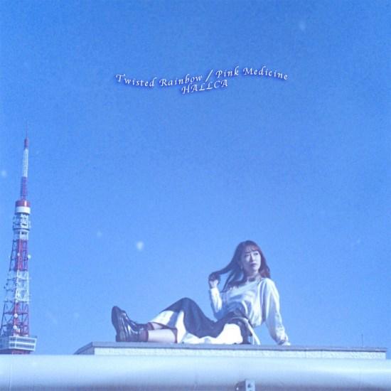 [Single] HALLCA – Twisted Rainbow ⁄ Pink Medicine