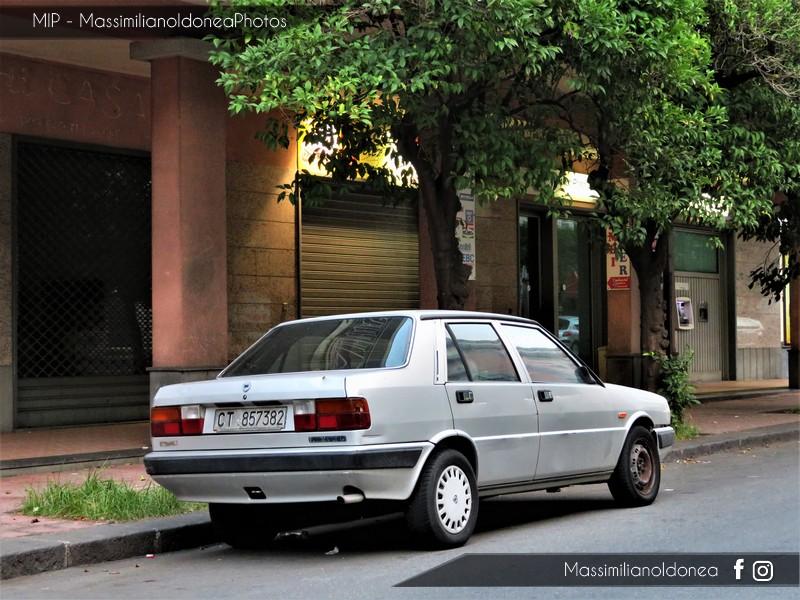avvistamenti auto storiche - Pagina 39 Lancia-Prisma-i-e-1-6-109cv-89-CT857382