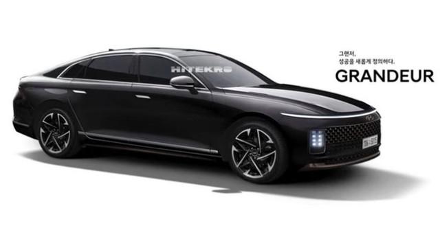 2022 - [Hyundai] Grandeur/Azera 3-B436646-53-C6-4-DEA-838-D-7-A115256-DD00