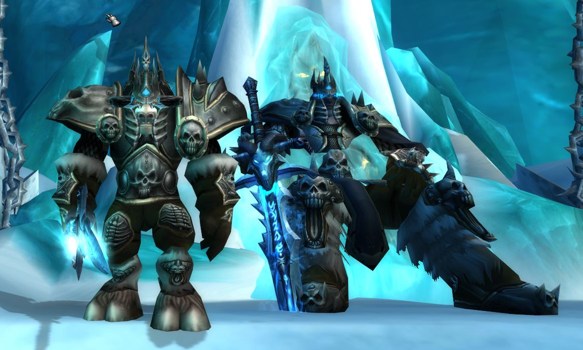 Lich King Armor Set