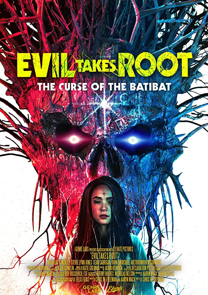 Evil Takes Root (2020) English 720p WEB-DL 750MB | 300MB Download