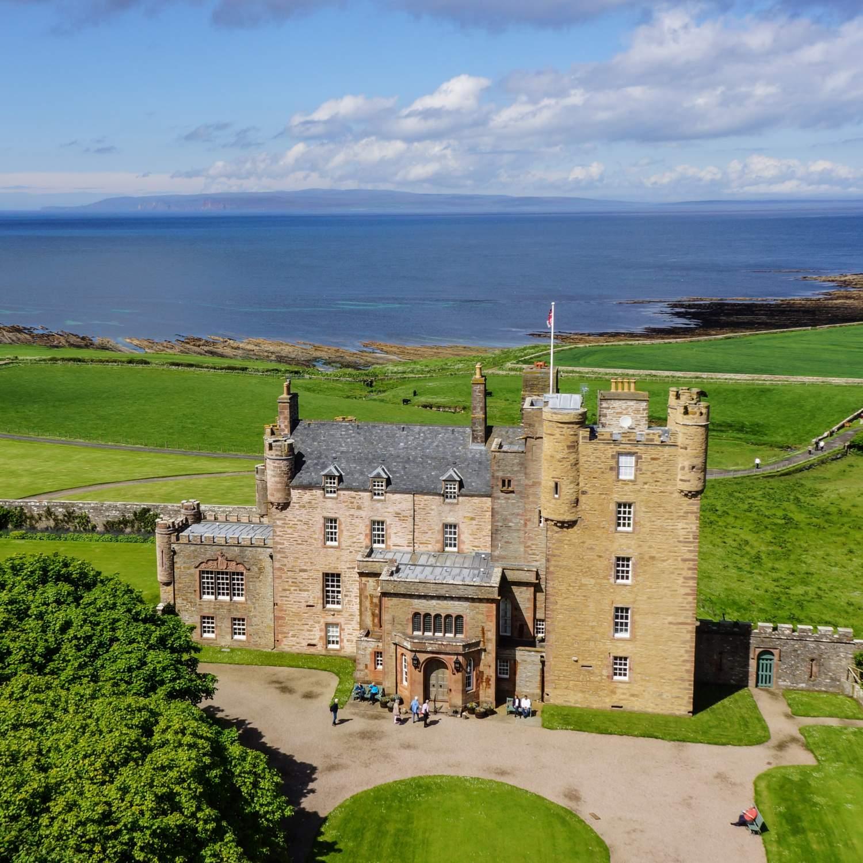 Castle of Mey, Caithness