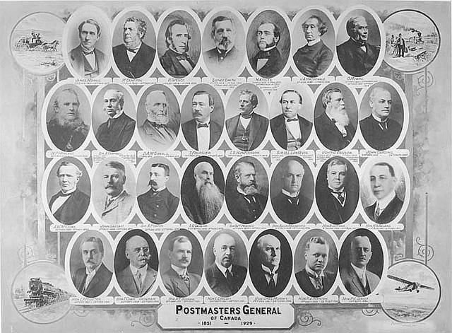 Postmasters-General-of-Canada-1831-to-1929-copy