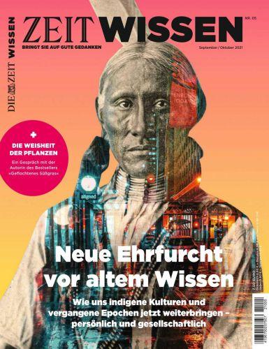 Cover: Zeit Wissen Magazin No 05 September-Oktober 2021