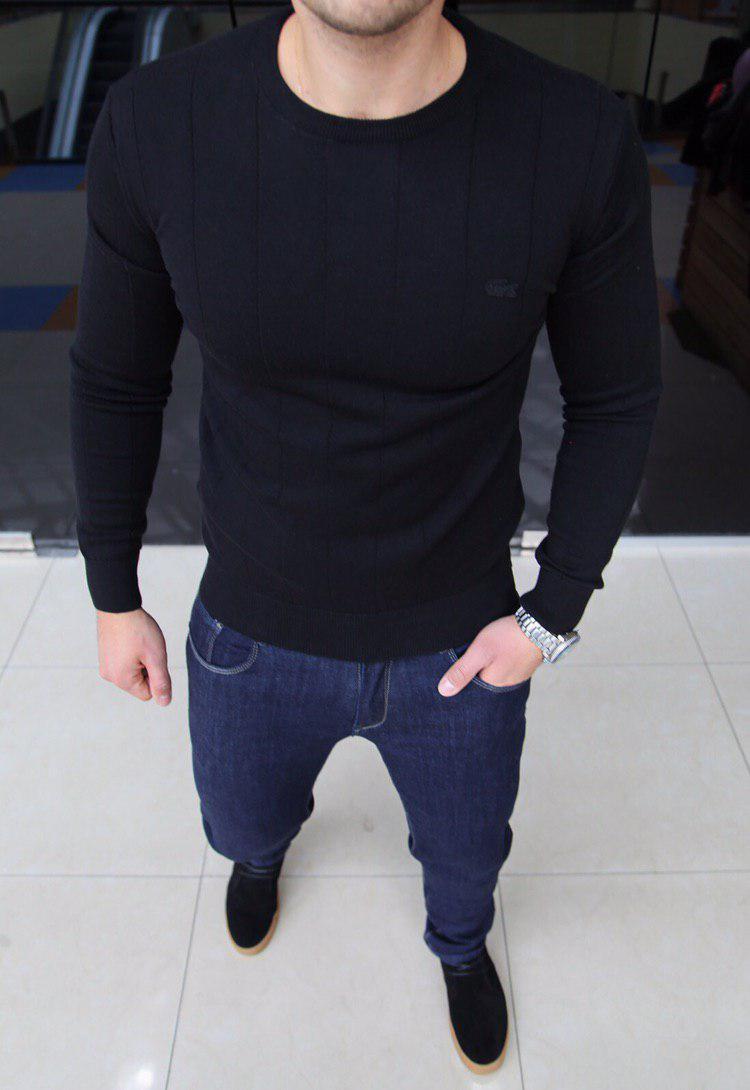 Свитшот мужской Lacoste