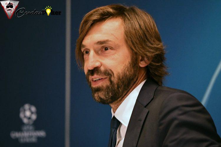 Andrea Pirlo Hadapi Pelatih yang Memberikannya Debut di Serie A