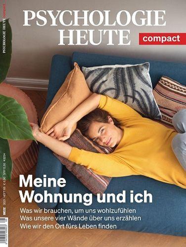 Cover: Psychologie Heute Compact Magazin No 66 2021