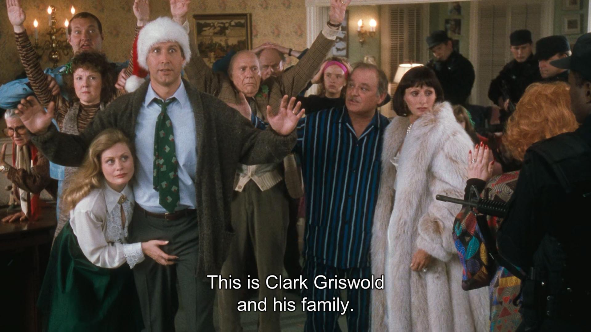 Vacaciones de Navidad (1989) x265 10 bits 1080p