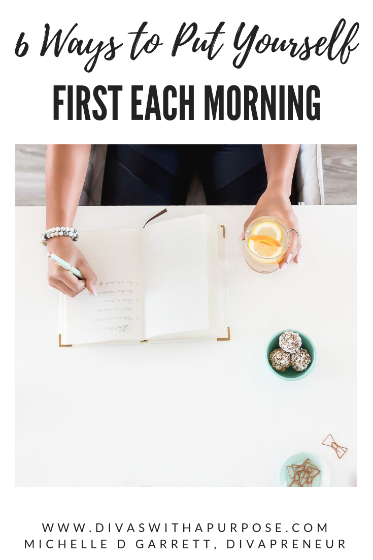 6 Ways to Put Yourself First Each Morning