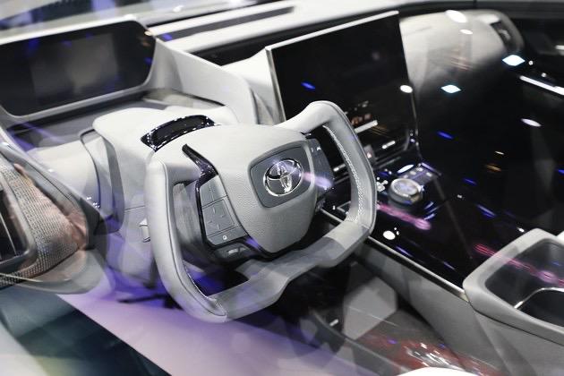 2021 - [Toyota] BZ4X - Page 2 23-F45717-7-D40-440-C-A477-0-E88559-CE6-E7