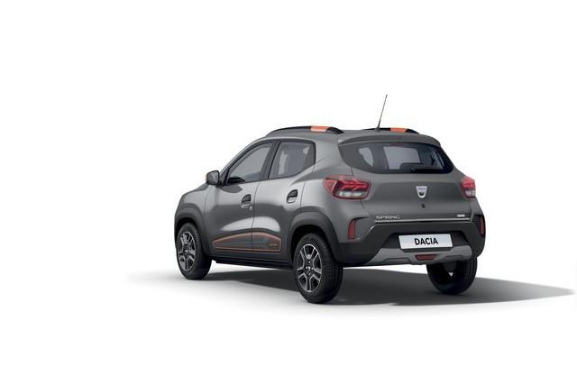 Nouvelle Dacia Spring Electric : La Révolution Électrique De Dacia 2020-Dacia-SPRING-11