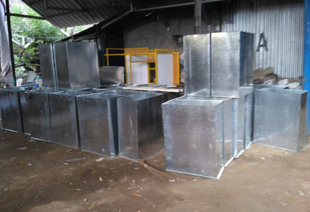 Kontraktor Jasa Pemasangan Ducting