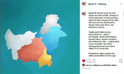 Instagram-Jokowi