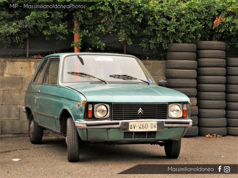 avvistamenti auto storiche - Pagina 3 Citroen-LNA-650-37cv-80-AV460-DV-1