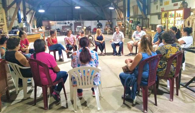 Locales: Los artesanos locales participarán de MostrARTE