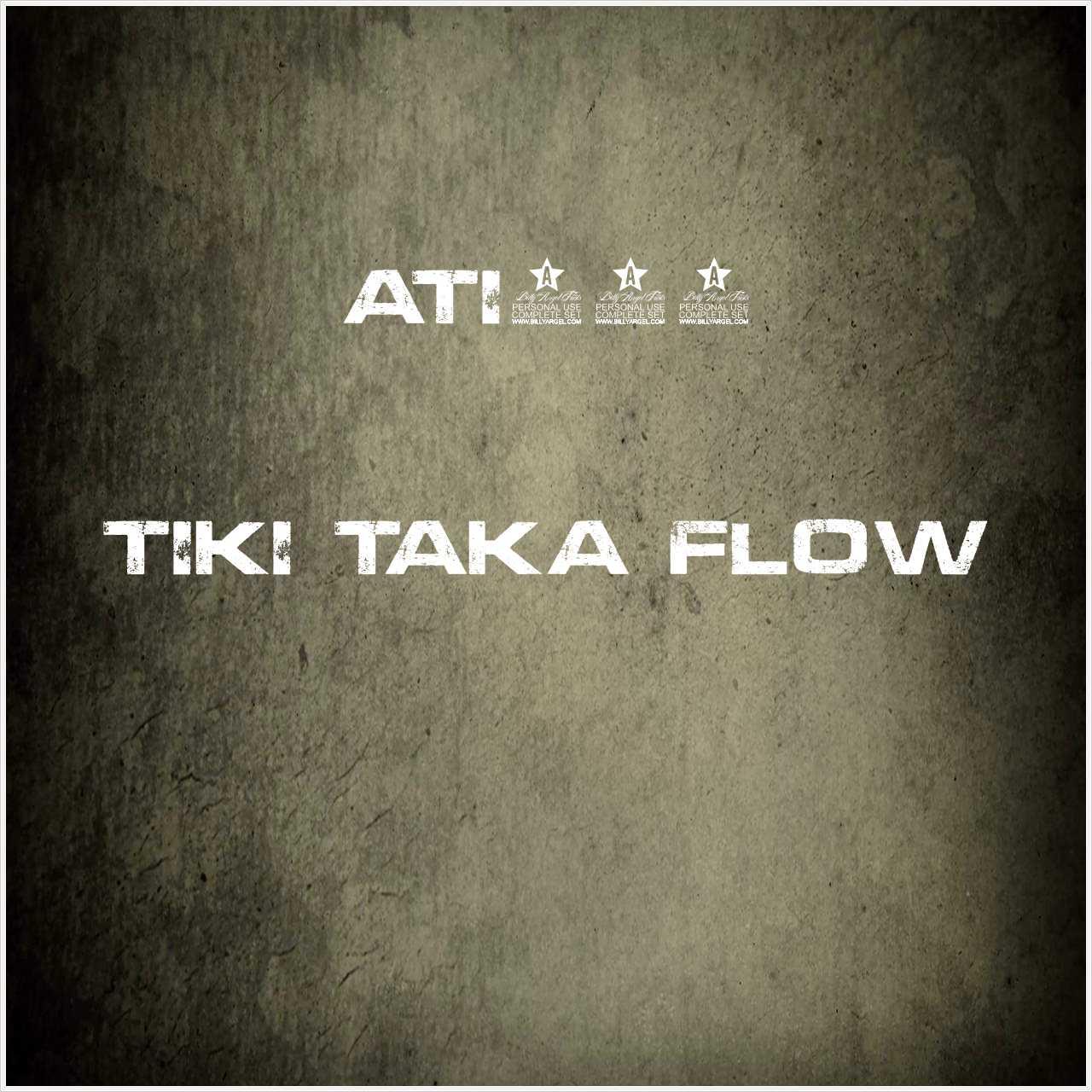 دانلود آهنگ جدید Ati242 به نام Tiki Taka Flow