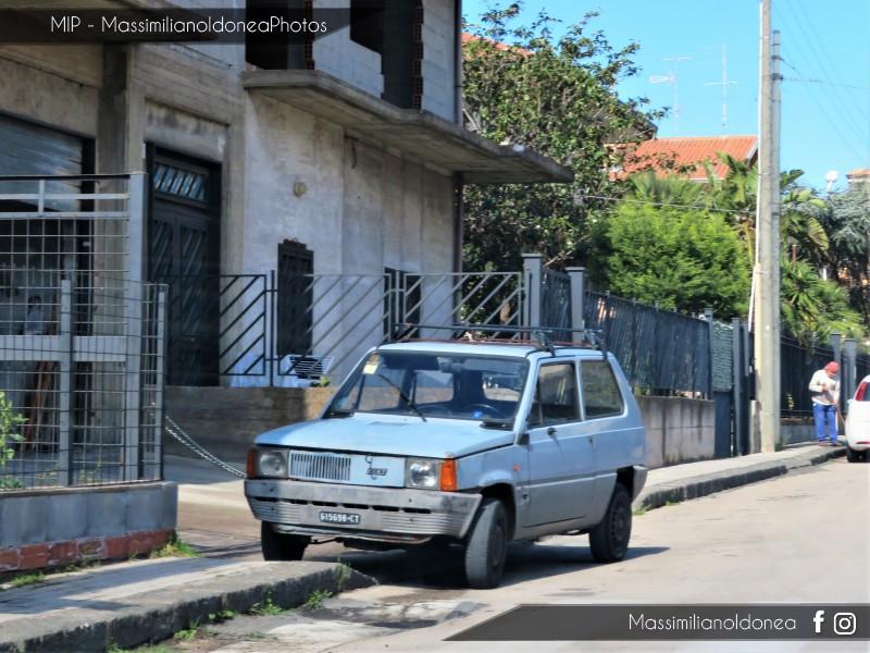 avvistamenti auto storiche - Pagina 15 Fiat-Panda-30-650-30cv-83-CT615698-1