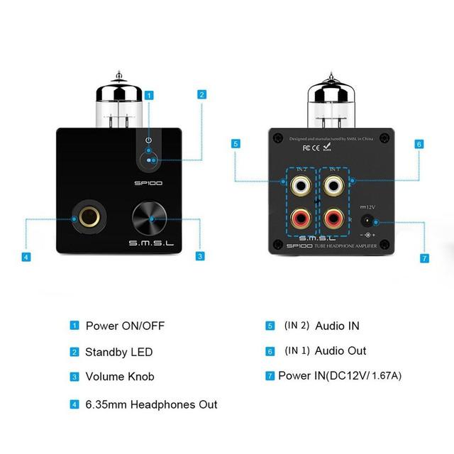 AMPLIFICADOR-DE-AURICULARES-SMSL-SP100-tubo-6-N3-potente-amplificador-de-Audio-est-reo-de-alta-gama-jpg-960x960
