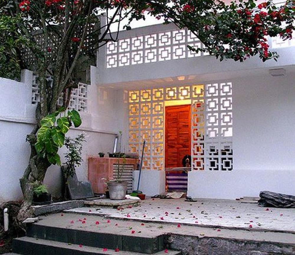 Desain Rumah Kecil dengan Estetika Roster