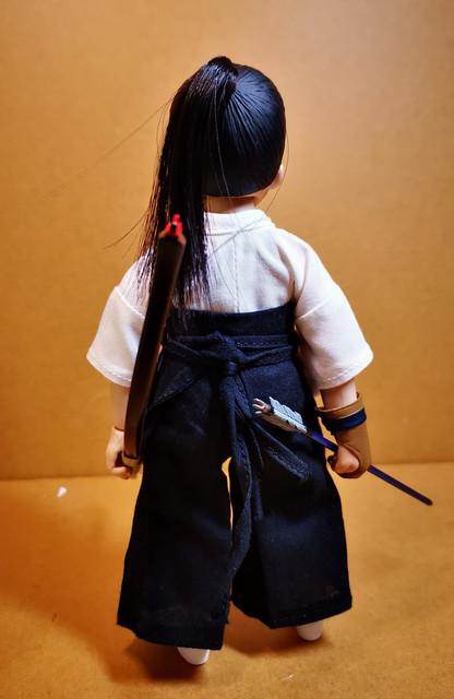japanese - NEW PRODUCT: Lakor Baby 1/6 Scale Kyudo girl Sdr-vivi