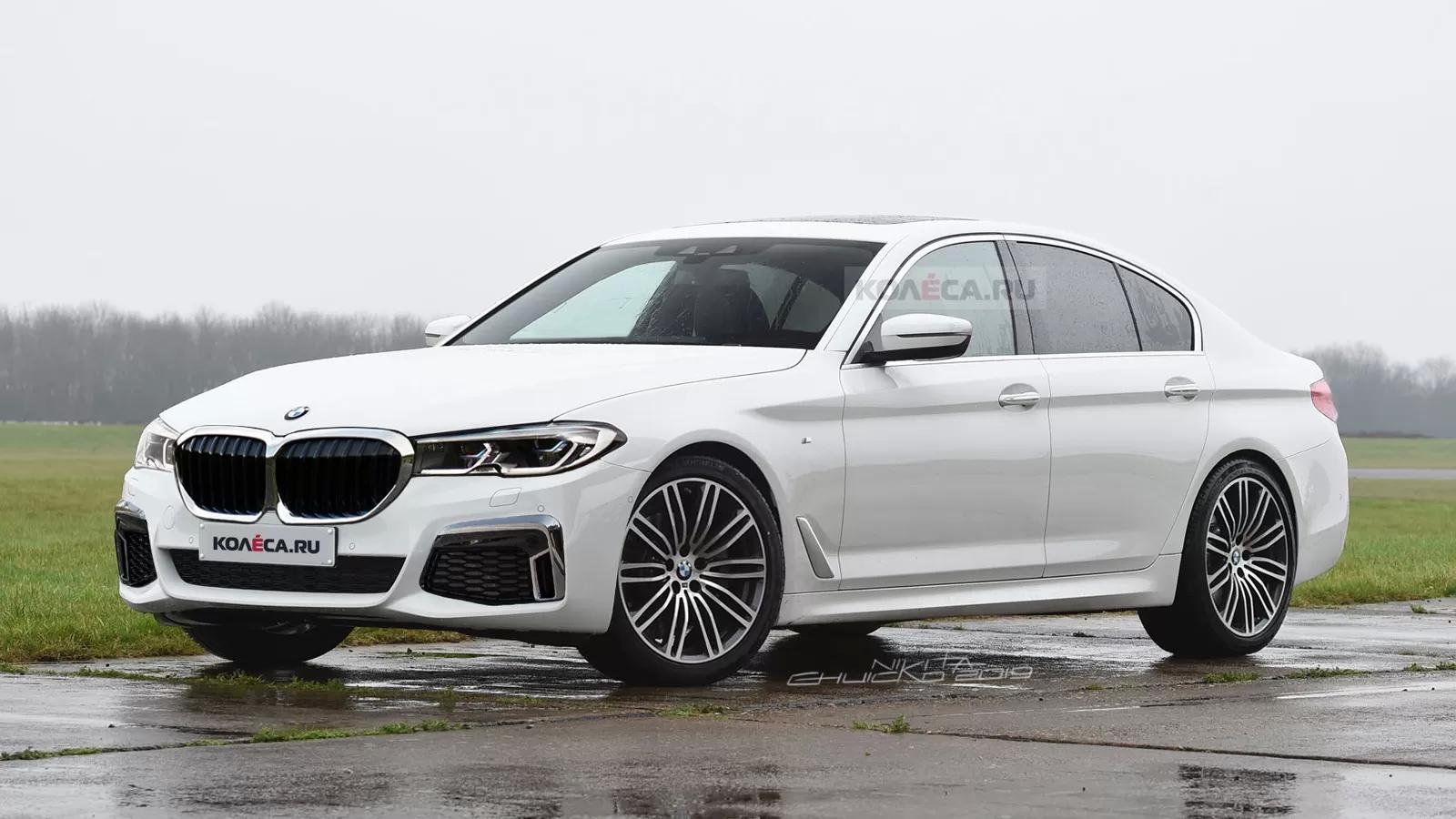 BMW Serie 5 (G30) LCI (2020) 38