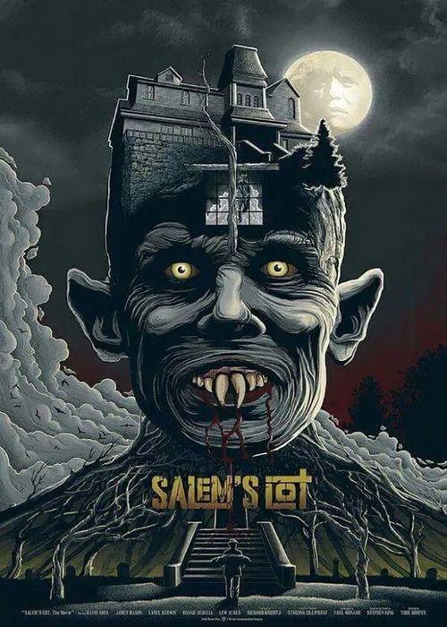 """""""Salem"""" de Stephen King, ganhará filme com a direção de Gary Dauberman"""