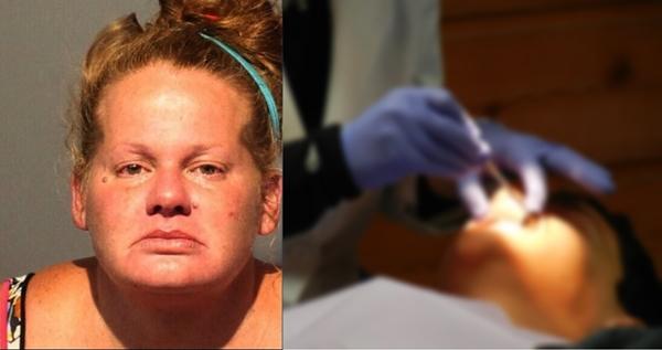 Mujer se hace pasar por dentista y le saca 13 dientes a un hombre