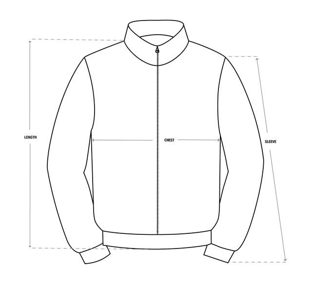 Jacket-Size-Chart-Vector