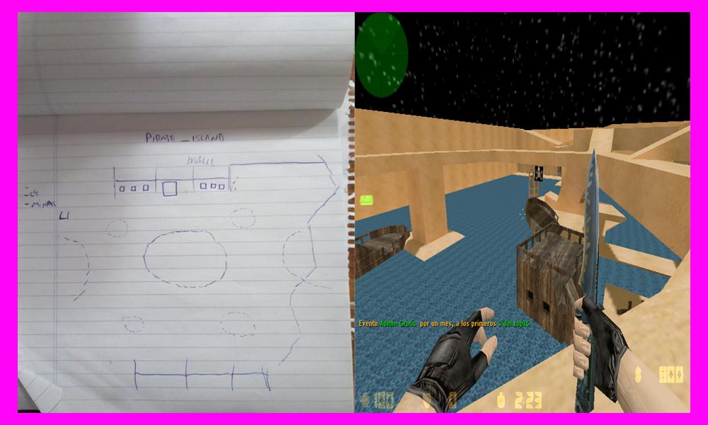 Dibujos de mis mapas