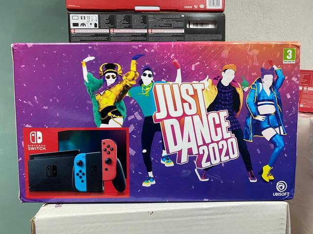 Les différents pack Switch JD2020
