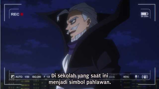 Boku no Hero Academia Season 4 Episode 19 Subtitle Indonesia