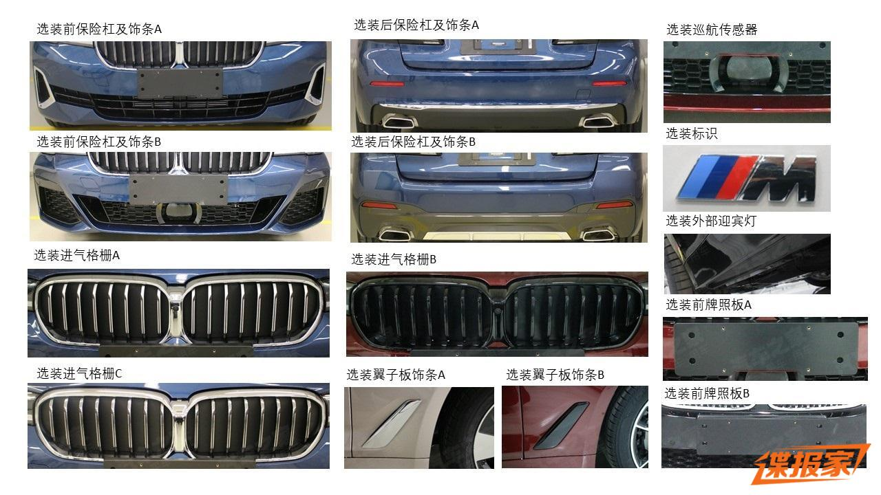 BMW Serie 5 (G30) LCI (2020) 52