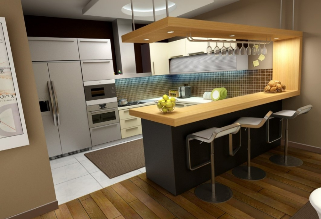 The Birth of Basement Kitchen Design Ideas