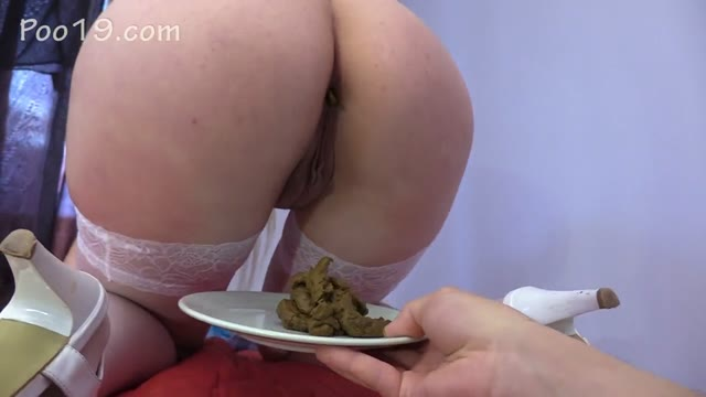 MilanaSmelly - Fragrant treat from Mrs. Victoria's ass
