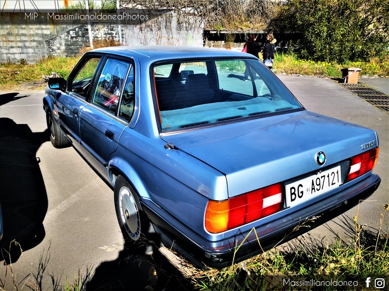 Parking Vintage - Pagina 5 Bmw-E30-316-1-6-102cv-90-BGA97121-107-563-13-8-2018-4