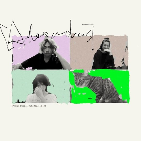 [Single] [ALEXANDROS] – Run Away (Bedroom ver.)