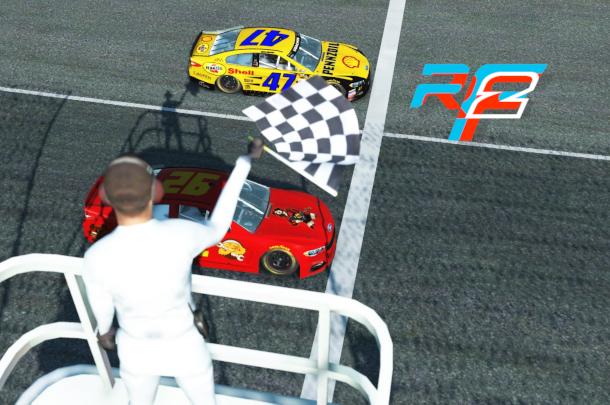 VRC NASCAR 2021 - Round 10 - Chicagoland
