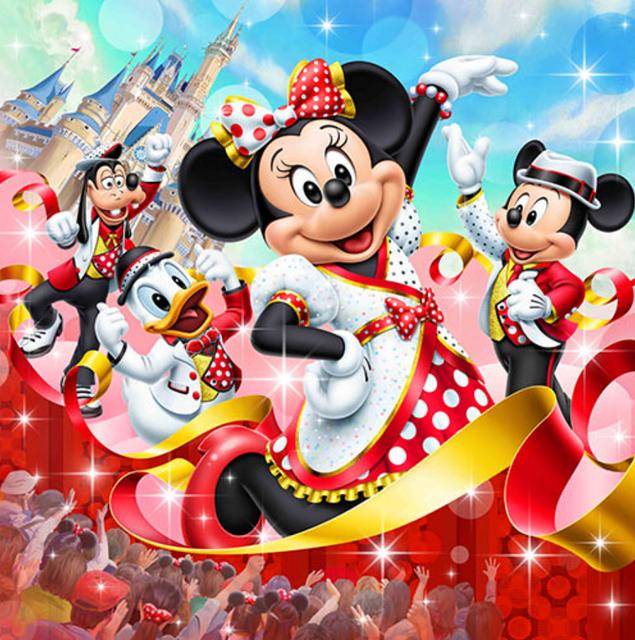 [Tokyo Disney Resort] Le Resort en général - le coin des petites infos - Page 15 Minnie1