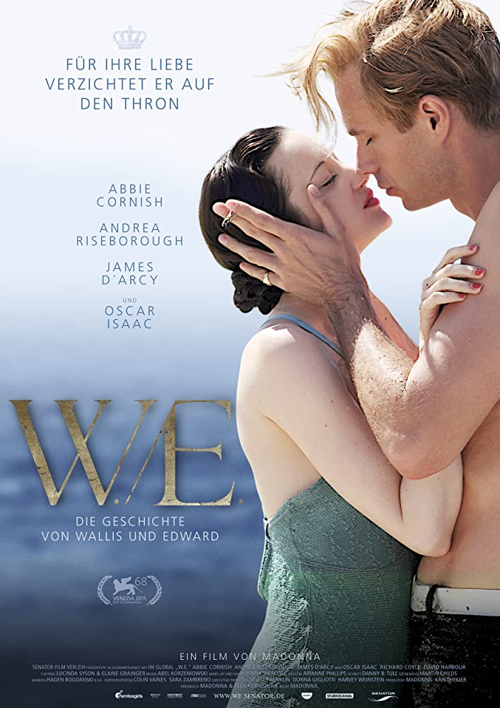 18+ W.E. 2011 English 720p BluRay 1GB | 350MB Download