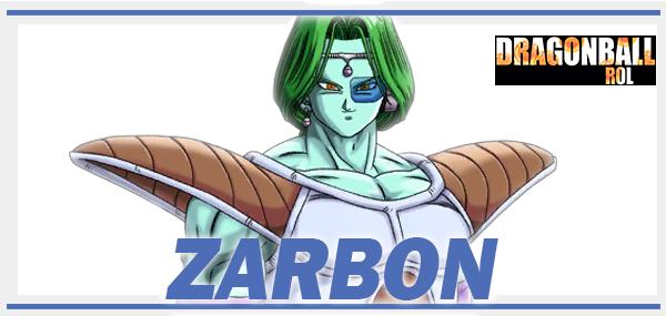 Maestros del Infierno M-Zarbon